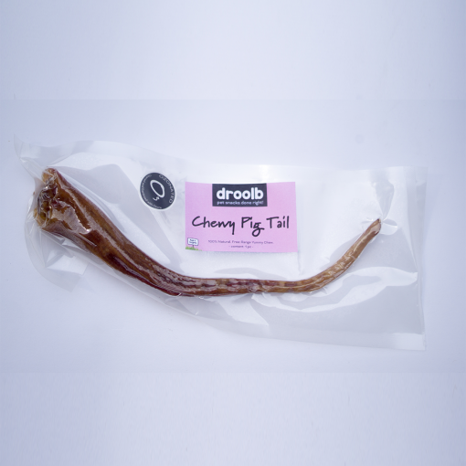 Retail Pack of Pig Tail