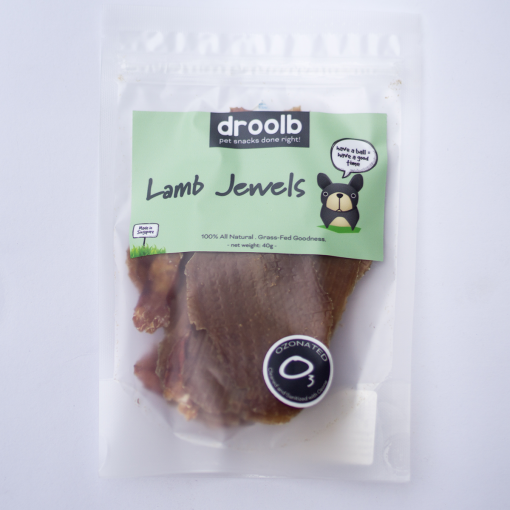 Retail Pack of Lamb Jewels